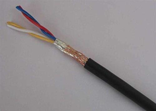 塑料jue缘信号电缆